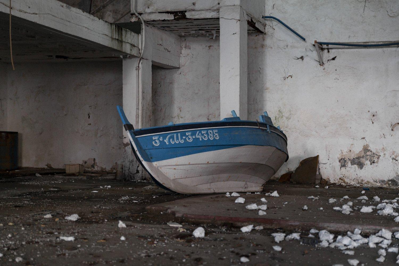 Álvaro Caramés. Fotografia. Almacen Portuario. 19-3-2018