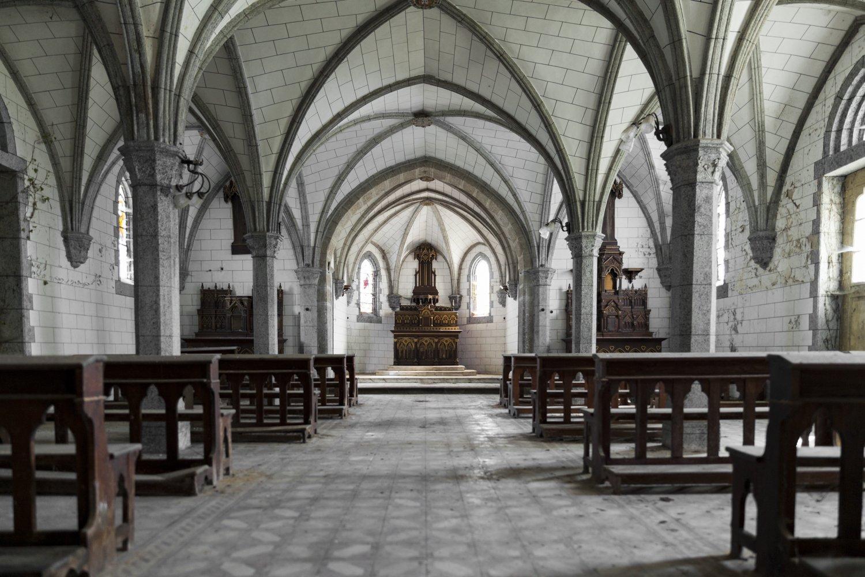 Álvaro Caramés. Fotografia. Monasterio. Capilla. 5-2-2018