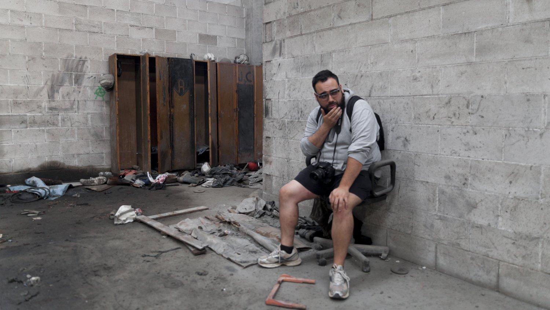 Álvaro Caramés. Fotografia. Cerámica. 29-7-2018