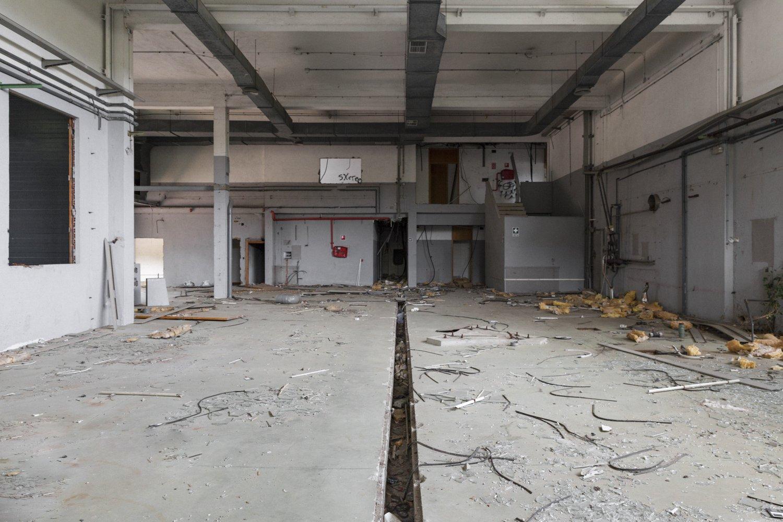 Álvaro Caramés. Fotografia. Laboratorio abandonado 28-12-2018