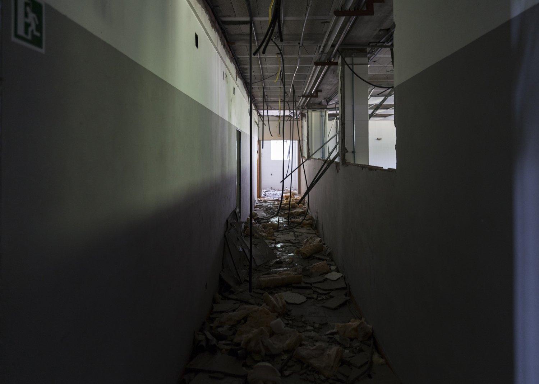 Álvaro Caramés. Fotografia. Laboratorio Abandonado. 28-12-2018
