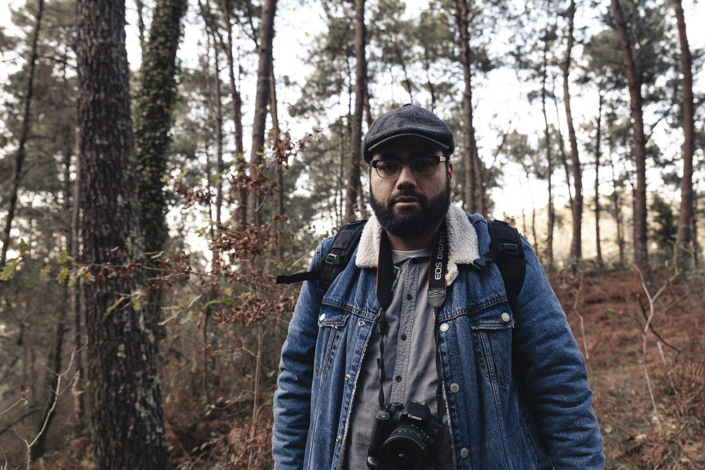 Álvaro Caramés. Fotografía. Río Eifonso. Adrián