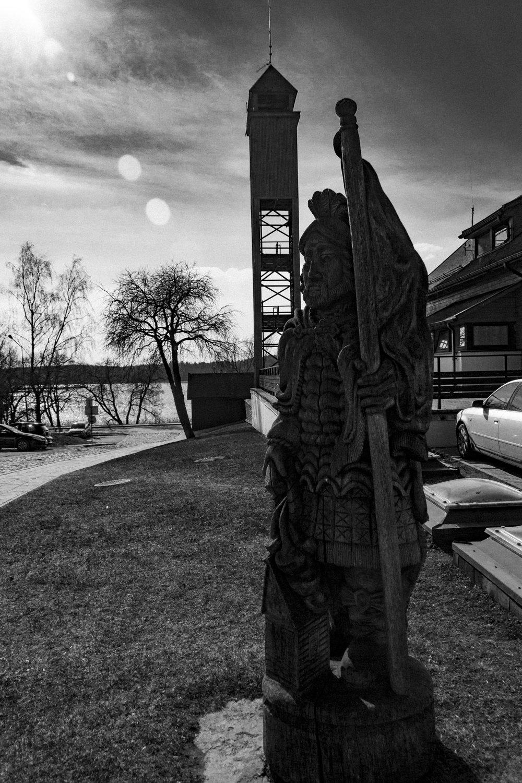 Álvaro Caramés Fotografía Sauletekio. Green Lake. Vilnius. 17-4-2016