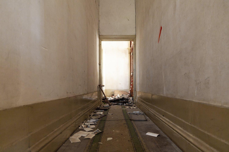 Hotel Abandonado Álvaro Caramés