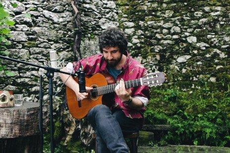 Álvaro Caramés. Vídeo Musical. Miguel Biezma